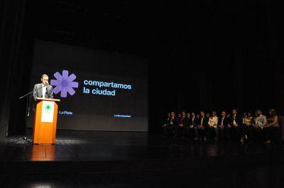La Plata: Juran nuevos funcionarios Municipales
