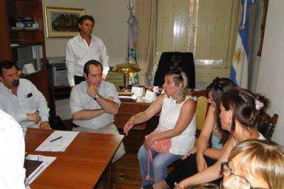 El presupuesto 2014 y el conflicto en el Pintos fueron tratados en el Consejo
