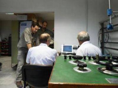 El INTI supervisó el Patrón del Banco de Ensayo de Medidores Eléctricos de CELTA