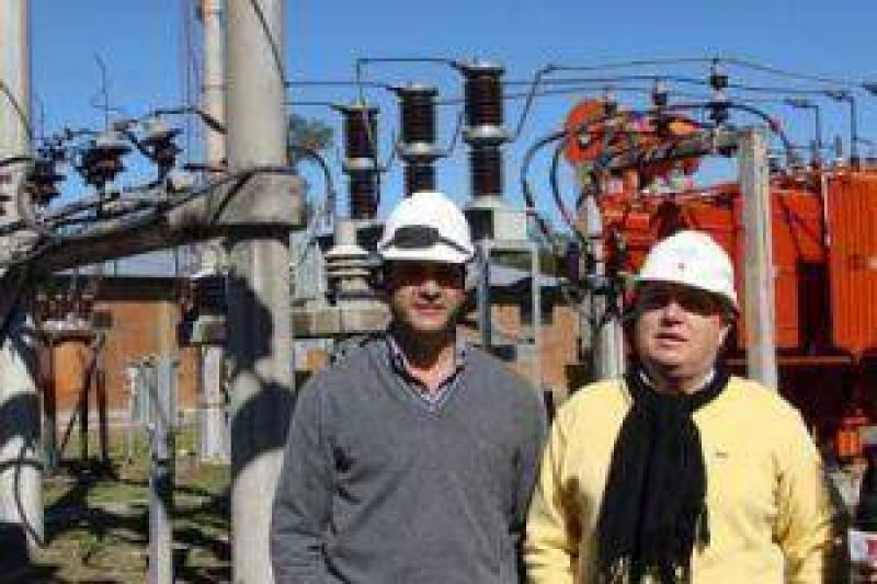 El electroducto NEA-NOA es la obra de transporte eléctrico más importante del país