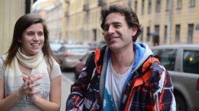Los activistas argentinos de Greenpeace regresan este s�bado a la Argentina