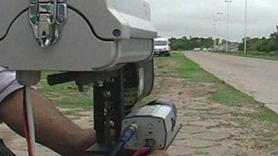 Fotomultas: los controles se realizarán solo en las zonas rectas