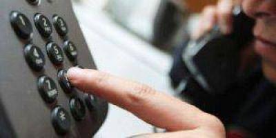 Serias deficiencias en la telefonía fija en la localidad de Pozo del Tigre