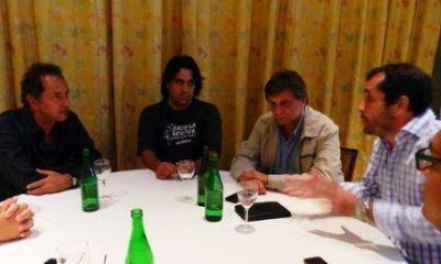 Scioli convoc� a Greenpeace por la Reserva del Puerto de Mar del Plata