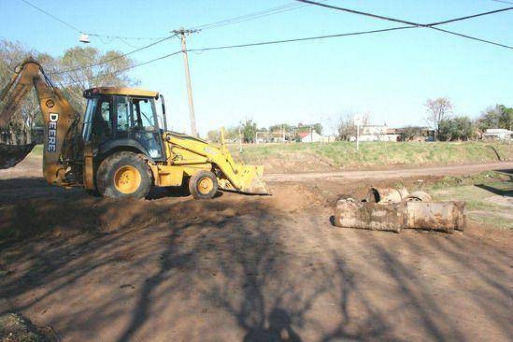 Continúan los trabajos de asfaltado: Mas obras concretadas en el barrio Villanueva