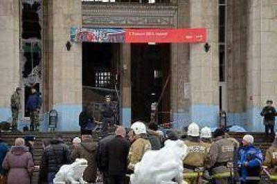 Un nuevo atentando en Volgogrado, en menos de 24 horas, deja al menos 10 muertos