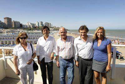 La temporada se adelanta con miles de argentinos que pasan fin de año en Mar del Plata