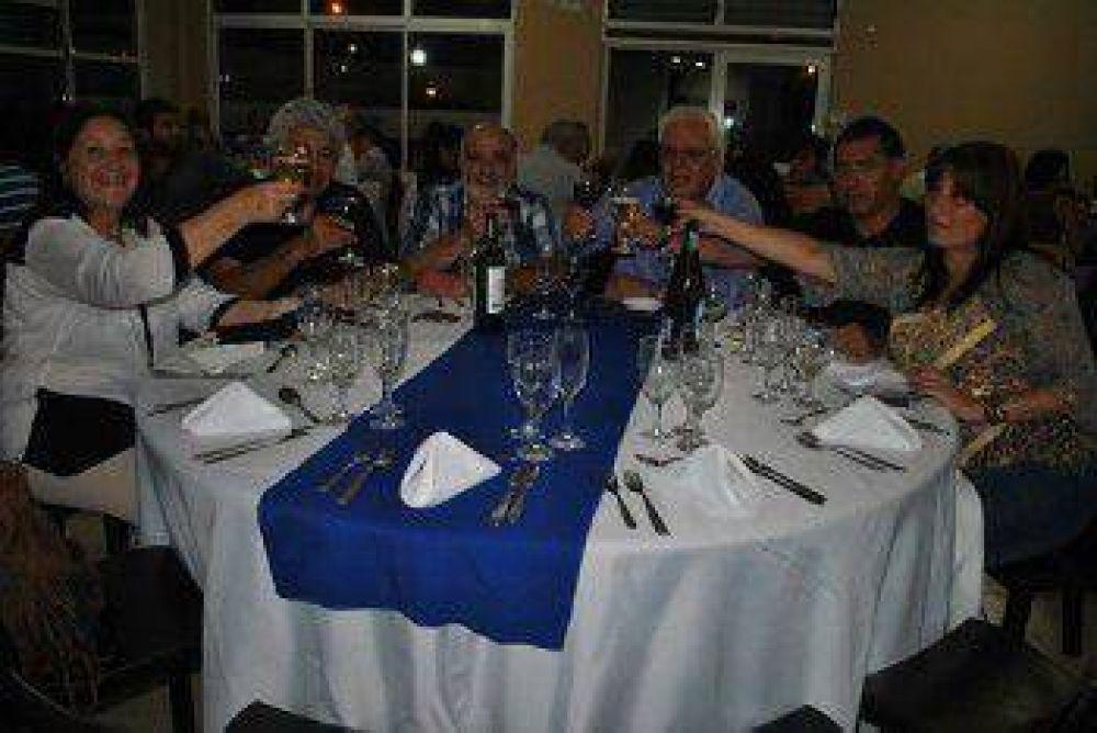 Trabajadores Gastronómicos celebraron el fin de año