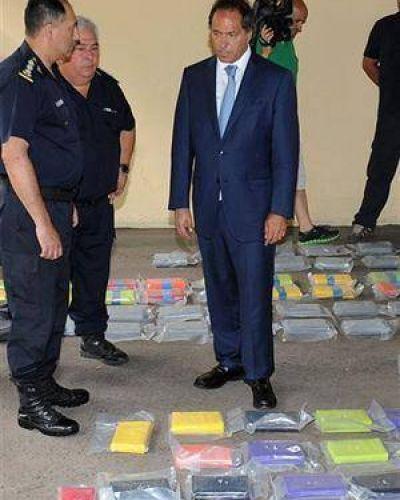 Secuestran 600 kilos de cocaína destinados al Gran Buenos Aires y a Europa