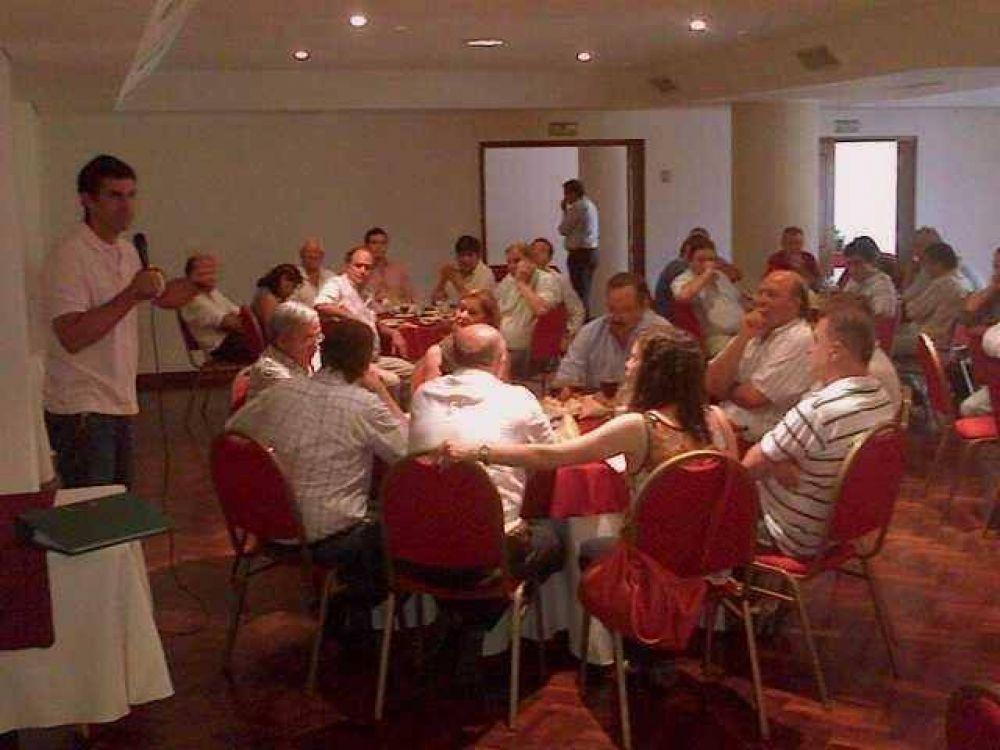 Salta: el Frente para la Victoria ratificó su apoyo a Cristina y Urtubey
