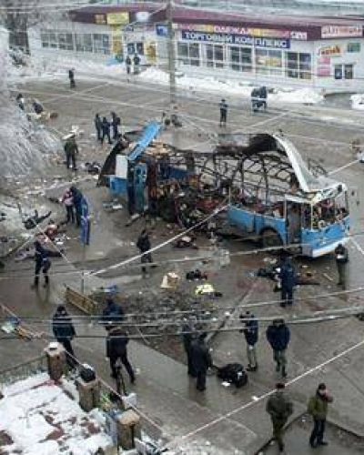 Alerta máxima en Rusia tras el segundo atentado terrorista en 24 horas