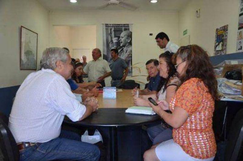 Capital: trabajadores municipales estrenarán Paritaria en la primera quincena de enero