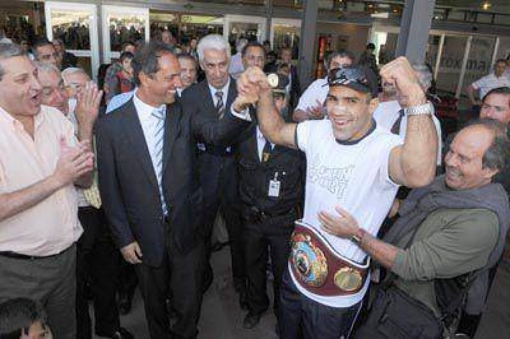 El santacruceño Morales será el rival de Ramírez en el CEF