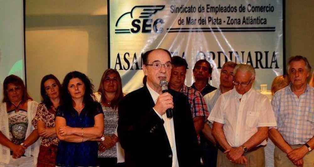 Mezzapelle asumió por un nuevo mandato en el SECZA