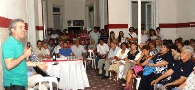 """No podrán detenernos: vamos a gobernar Tucumán"", aseguró Cano"