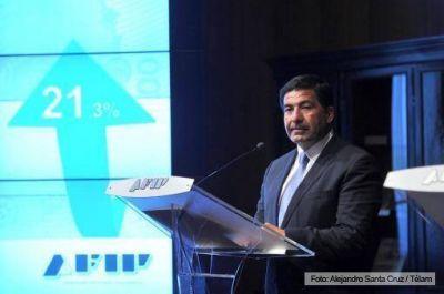Echegaray confirmará el récord de recaudación impositiva de 2013