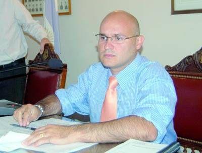 """Concejal Gustavo Ouakim: """"Al intendente no le preocupa la seguridad"""""""
