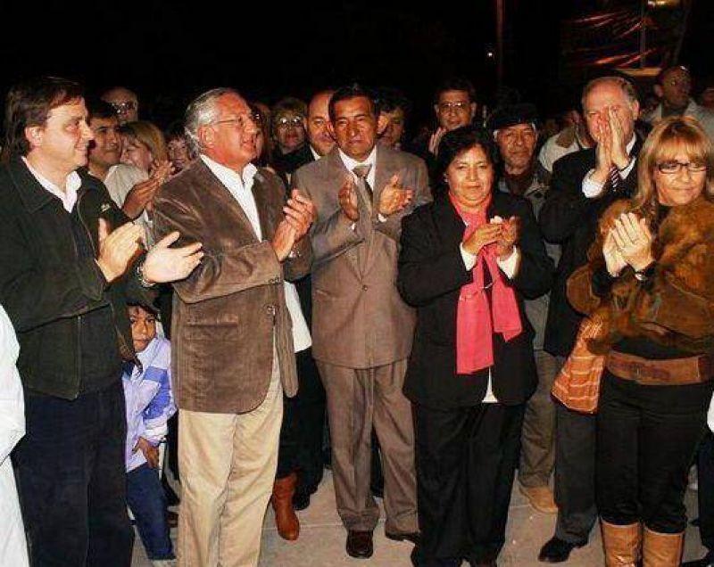 Inauguraron un establecimiento educativo en El Piquete