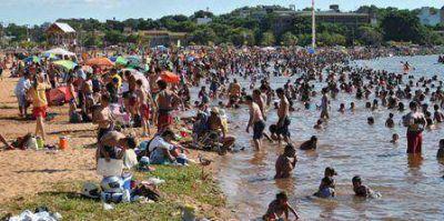 En los Balnearios El Brete y Mártires aun no se registró la presencia de palometas
