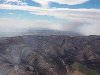 Estiman en 34 mil las hectáreas afectadas hasta el momento por el fuego