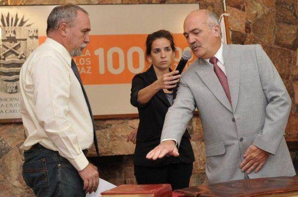 Alejandro Luchessi asumió la Defensoría del Pueblo y dejó afuera a Daniel Velázquez