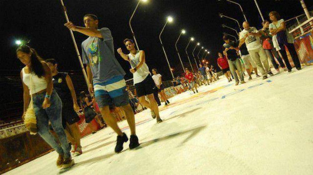 Comienza el carnaval de Gualeguaychú