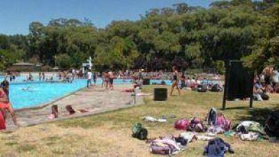 Más de 1.500 chicos ya disfrutan de la colonia municipal de vacaciones