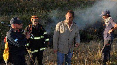 Más de 45 mil hectáreas, destruidas por el fuego en Sierra de la Ventana