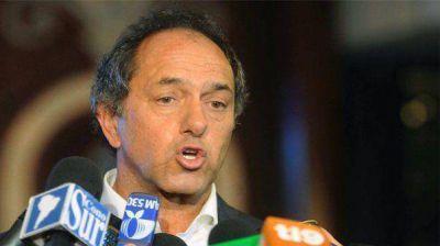 Scioli le sacó a las distribuidoras de energía el manejo de las inversiones