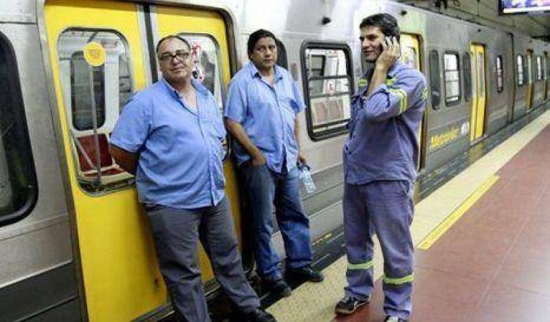 Metrodelegados cuestionan nueva tarifa del subte