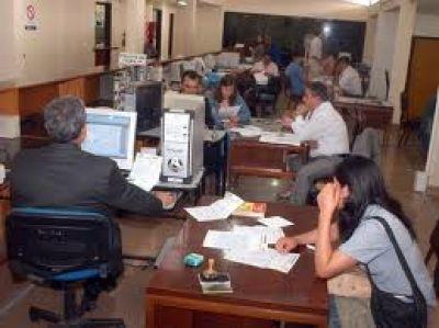 El empleo p�blico provincial promedio creci� en el pa�s un 43% en la �ltima d�cada. En Salta, el 60%