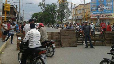 Hay 11 detenidos en una ciudad sin saqueos