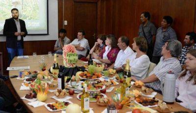 Agroindustria celebró el inicio del Año Internacional de la Agricultura Familiar
