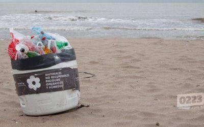 """""""Estamos incrementando el servicio de limpieza de las playas"""""""