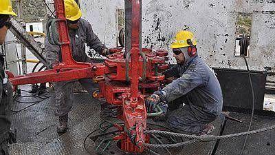 Tecpetrol puso en marcha el nuevo equipo perforador