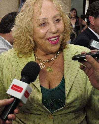 Stella Giroldi fue designada para presidir el nuevo Tribunal de Disciplina
