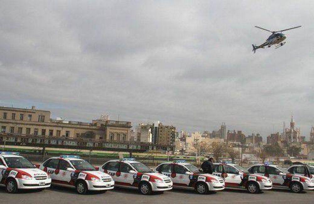 Crisis policial habría derivado en menor ocupación territorial