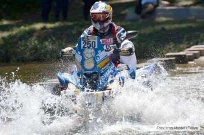 Dakar: Patronelli gan� la segunda etapa y se ubic� primero en la general