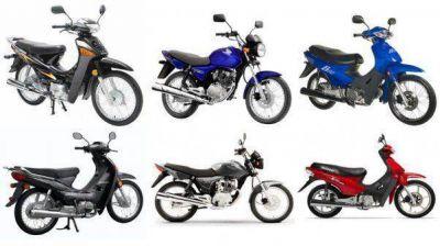 Cuáles fueron las motos más vendidas durante 2013