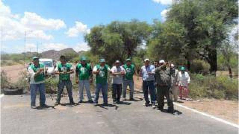 Con las negociaciones paradas: Los municipales reclaman