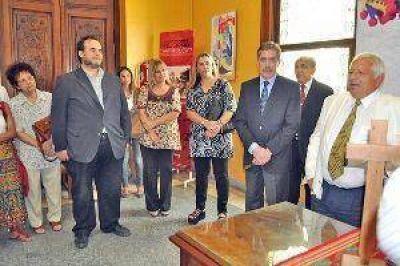 Asumió como subsecretario de Cultura de la Provincia el Lic. Jorge Rosemberg