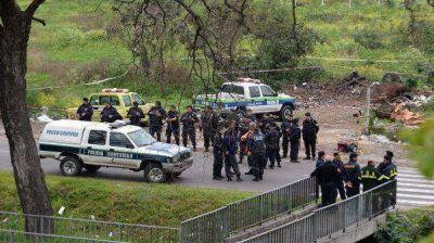 Crimen de Priscila: allanamiento en la supuesta escena del asesinato