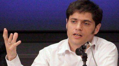 Kicillof negó cambios en Bienes Personales