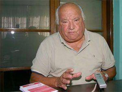 Falleció el dirigente gremial Ángel Giardina