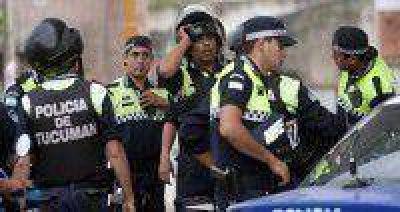 Dictan prisión preventiva a ocho policías por los saqueos en Tucumán