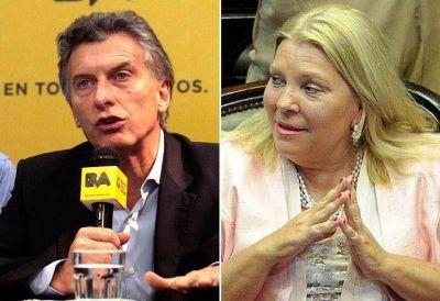 Macri y Carrió estallaron contra los cambios en Bienes Personales