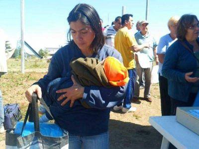 Vuelve venta de pescado con el programa economía solidaria