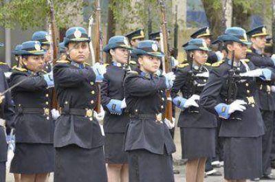 17 mujeres serán las primeras subcomisarias de la Policía