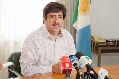 Gustavo Martínez reiteró acompañamiento a gestión del gobernador Bacileff Ivanoff