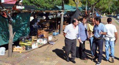 Remodelarán espacios de Ferias Francas